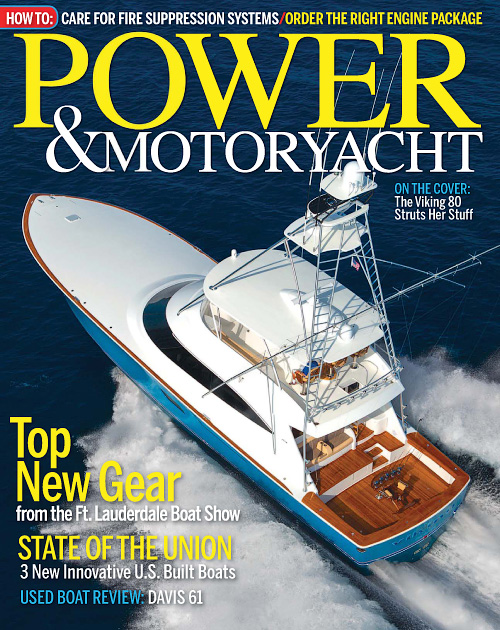 Power & Motoryacht - January 2016