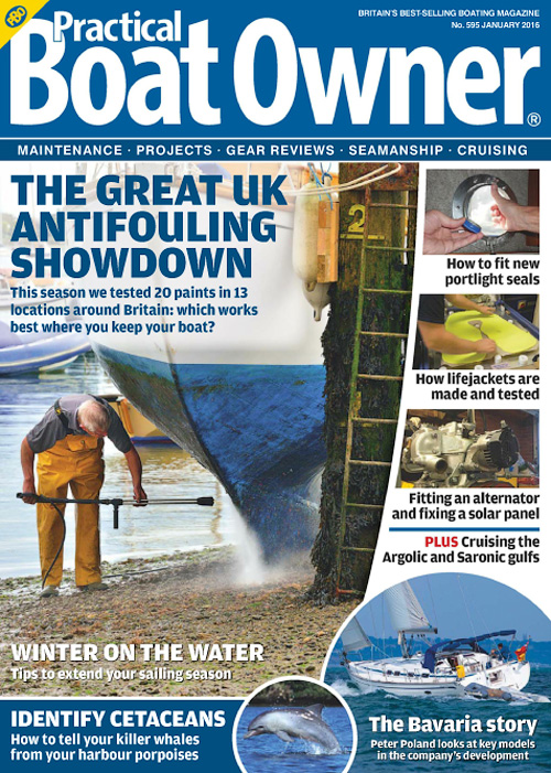 Practical Boat Owner - January 2016