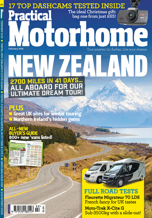 Practical Motorhome - February 2016