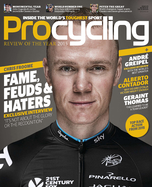 Procycling - Review of the Year 2015