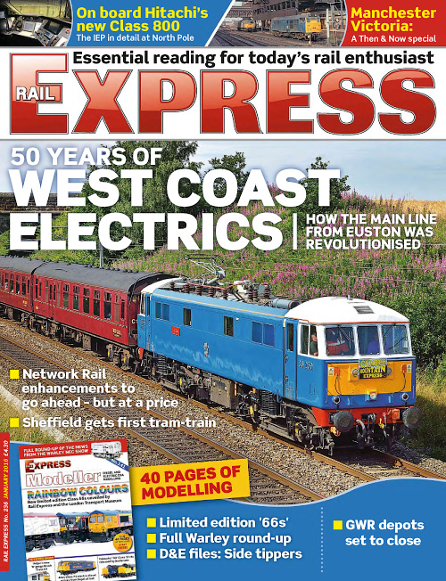 Rail Express - January 2016