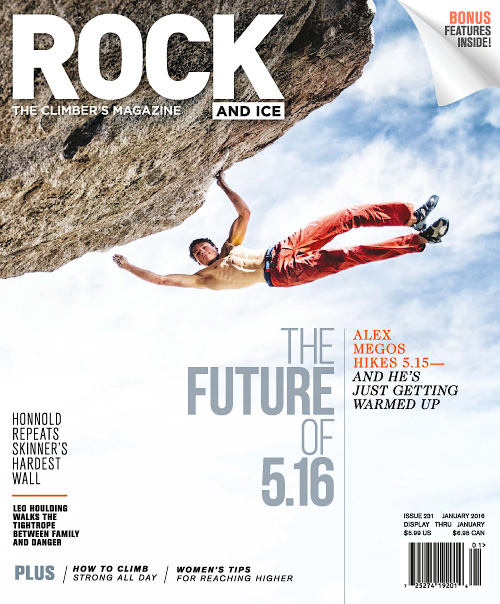 Rock and Ice - January 2016