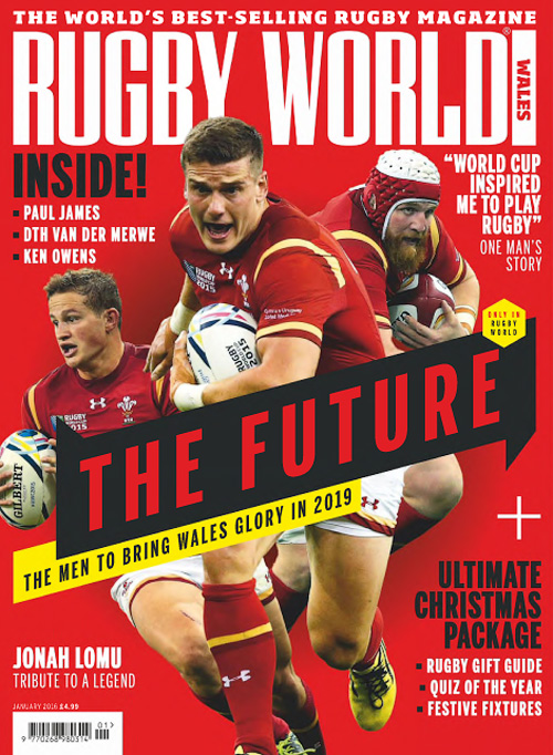 Rugby World - January 2016