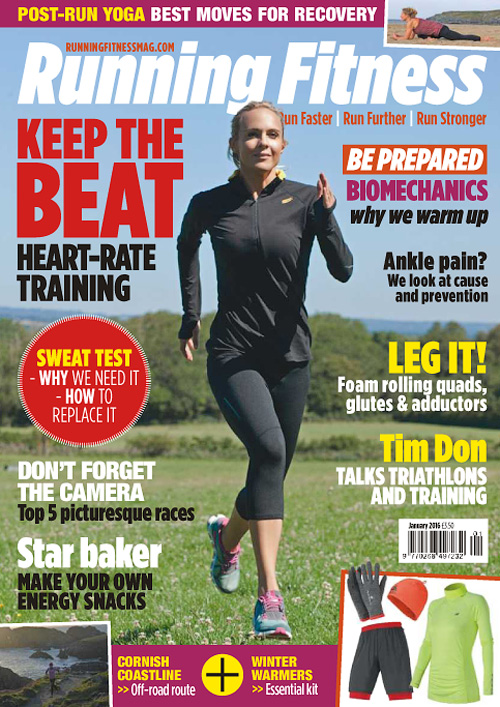 Running Fitness - January 2016