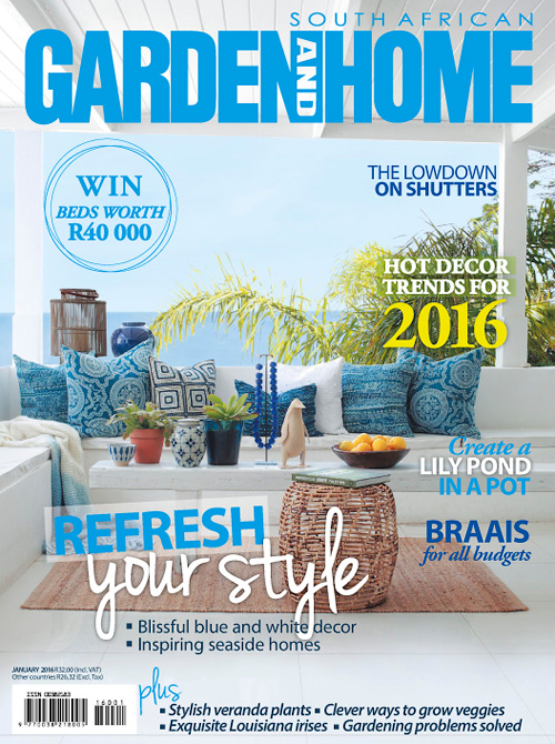SA Garden and Home - January 2016