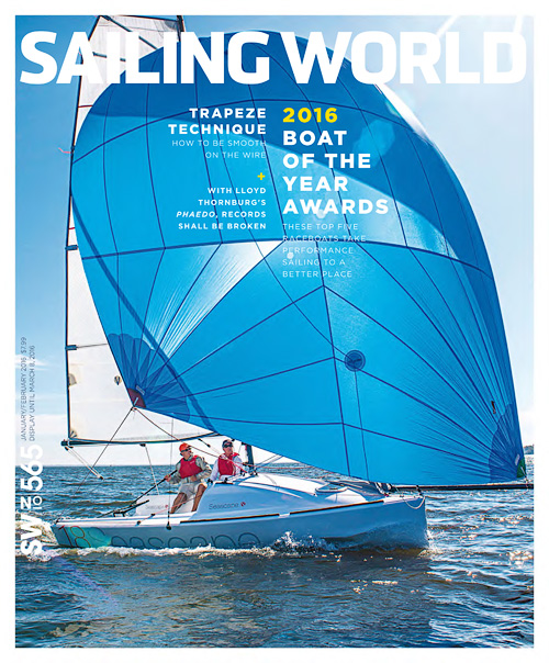Sailing World - January/February 2016