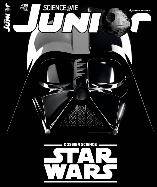 Science & Vie Junior - Janvier 2016