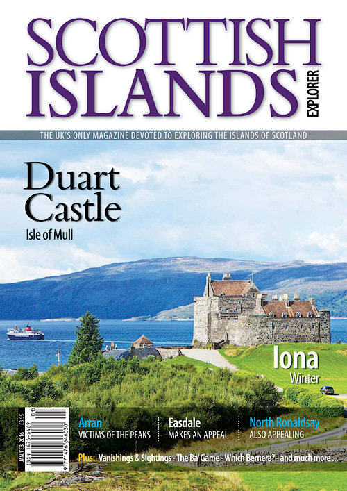 Scottish Islands Explorer - January/February 2016