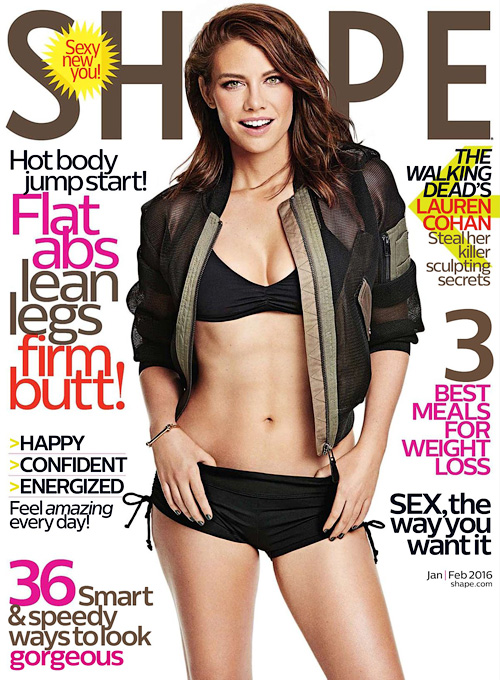Shape USA - January/February 2016