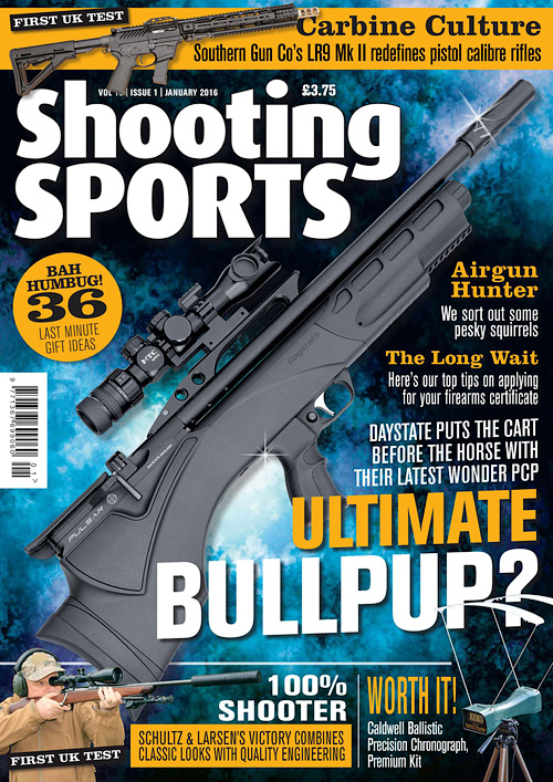 Shooting Sports - January 2016