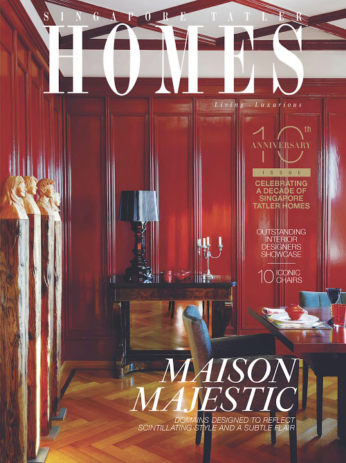 Singapore Tatler Homes - December 2015/January 2016