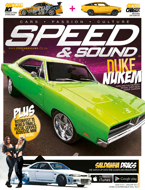 Speed & Sound SA - January 2016