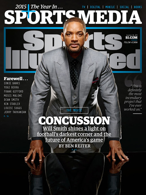 Sports Illustrated - 28 December 2015
