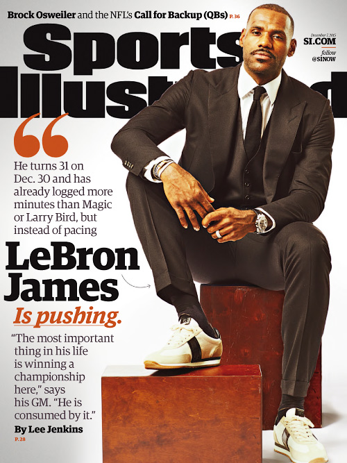 Sports Illustrated - 7 December 2015