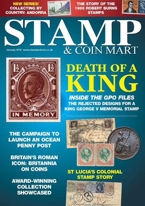 Stamp & Coin Mart - January 2016