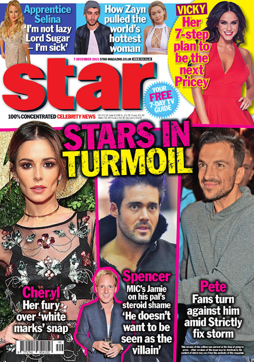 Star Magazine UK - 7 December 2015