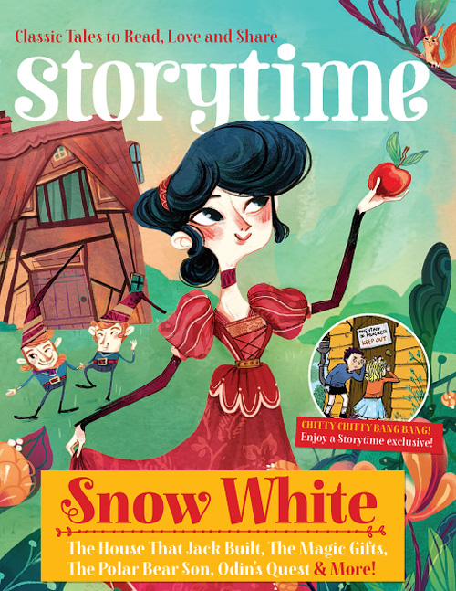 Storytime - Issue 16, 2015
