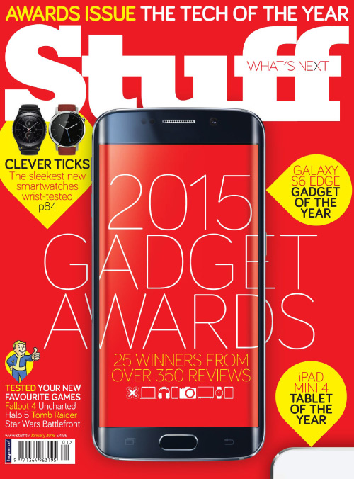Stuff UK - January 2016