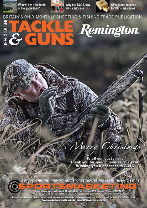 Tackle & Guns - December 2015