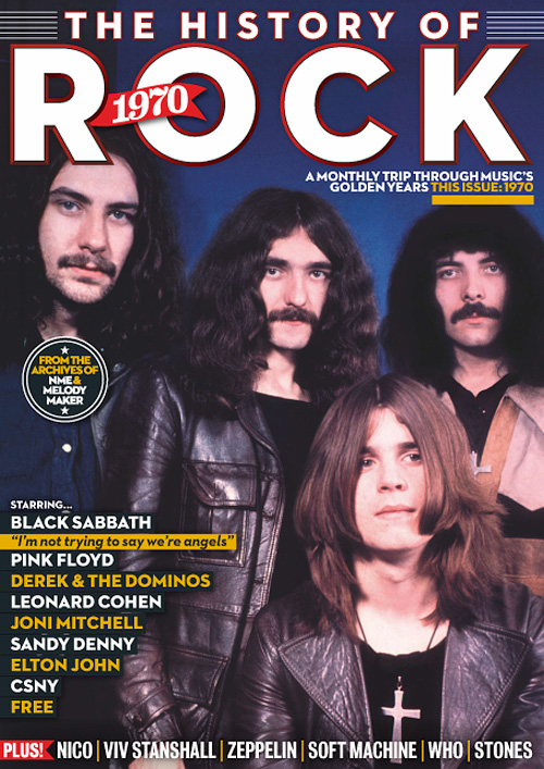The History of Rock - December 2015