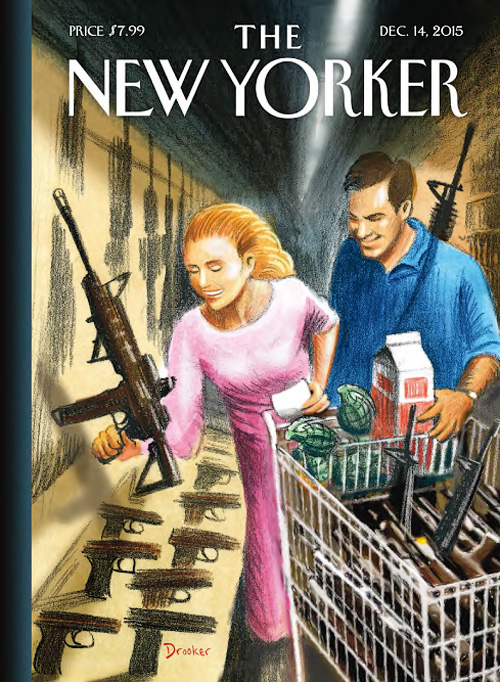 The New Yorker - 14 December 2015