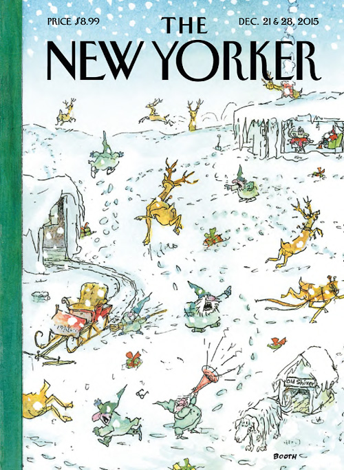 The New Yorker - 21 December 2015