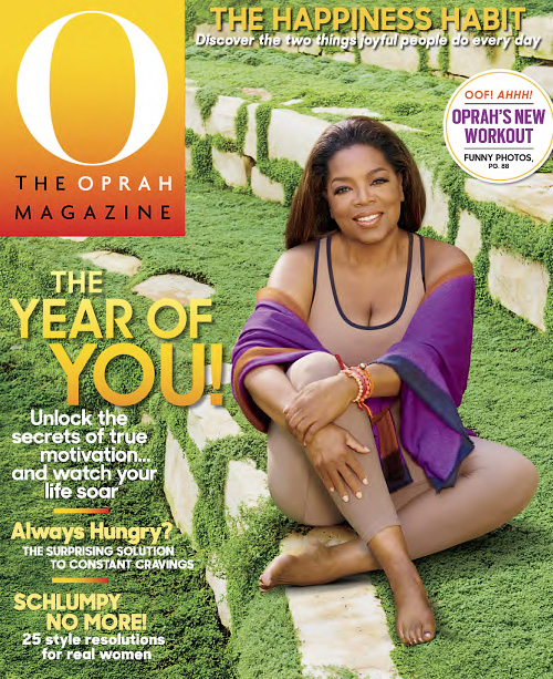 The Oprah Magazine USA - January 2016