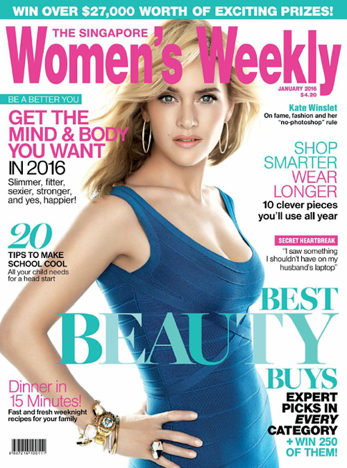 The Singapore Women's Weekly - January 2016