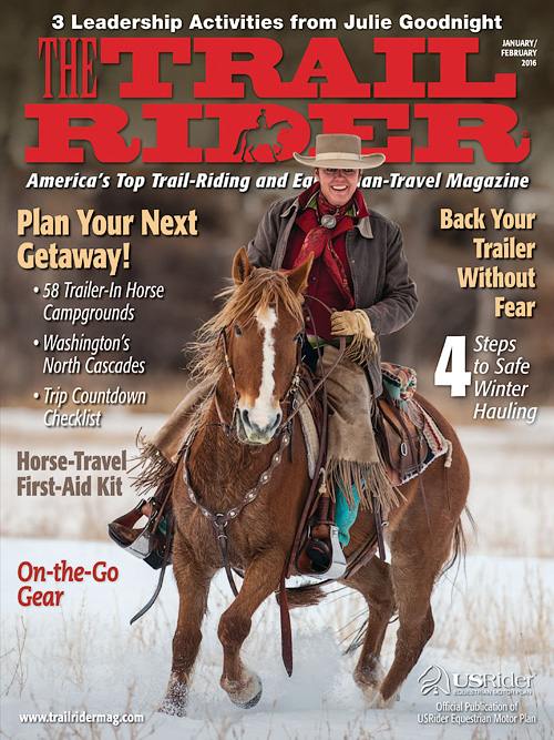 The Trail Rider - January/February 2016