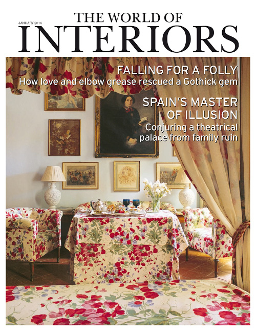 The World of Interiors - January 2016