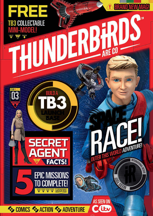 Thunderbirds Are Go - Issue 3, 2015