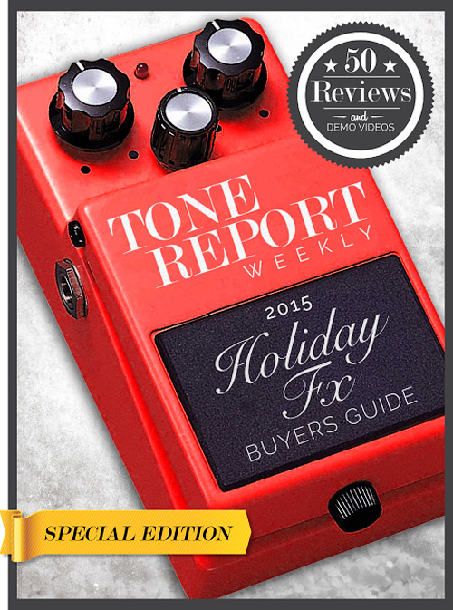 Tone Report Weekly - Holiday 2015 FX Buyers Guide