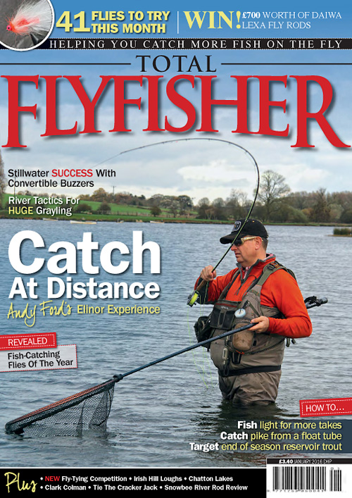 Total FlyFisher - January 2016