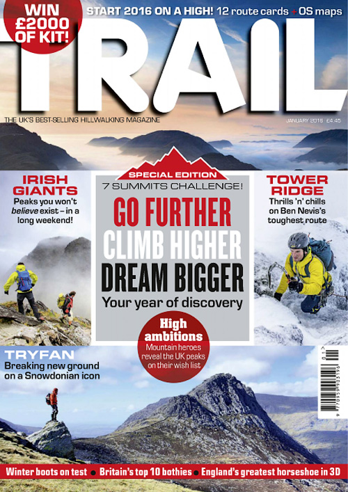 Trail - January 2016