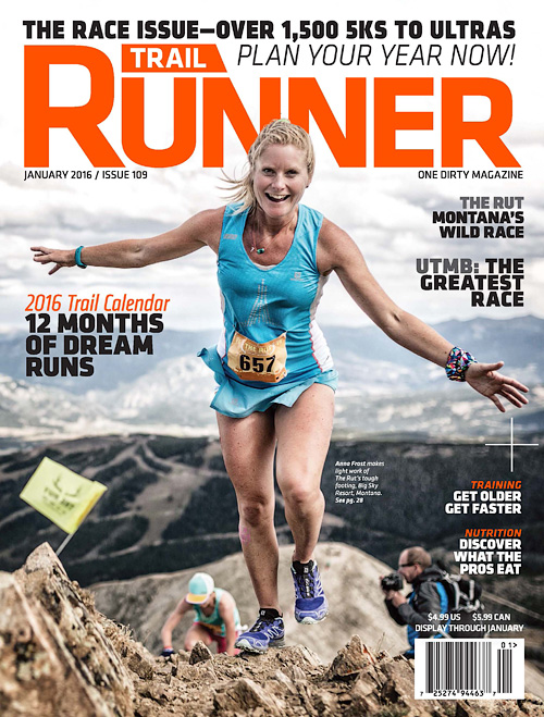 Trail Runner - January 2016