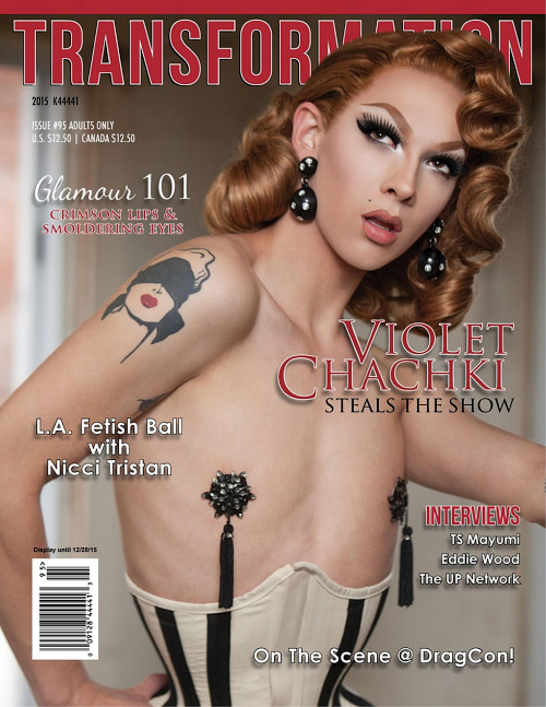 Transformation - Issue 95, 2015