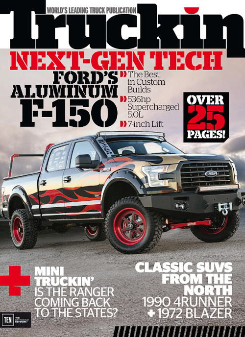 Truckin - Volume 42 Issue 2, 2016
