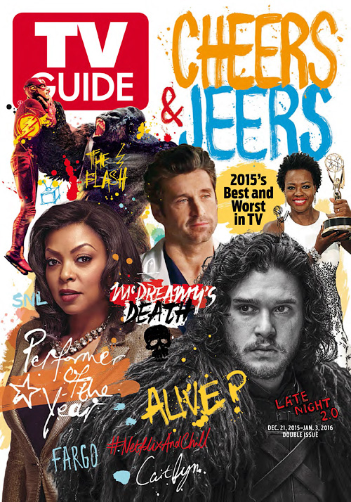 TV Guide USA - 21 December 2015