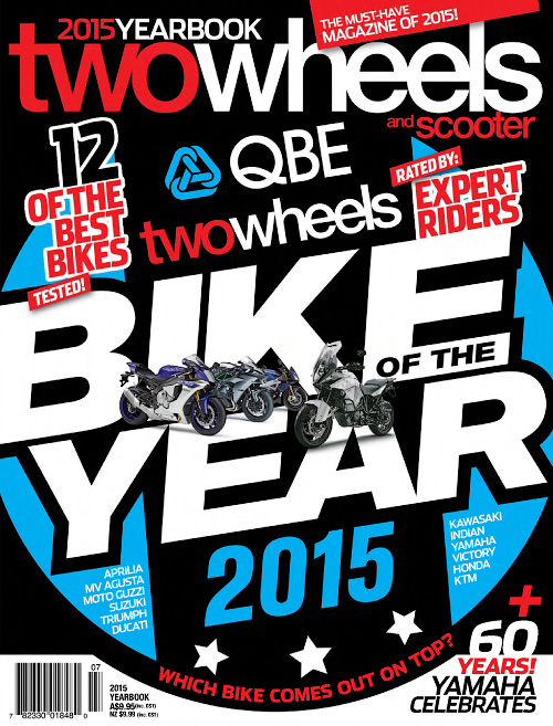 Two Wheels - Year Book 2015