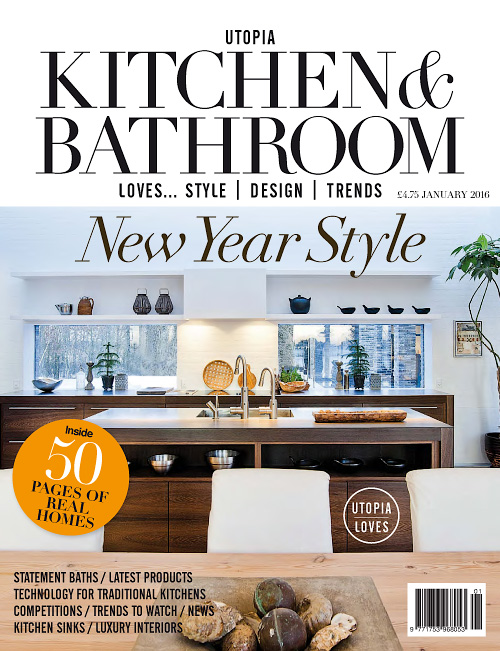 Utopia Kitchen & Bathroom – January 2016