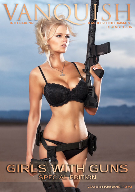 Vanquish - December 2015 (Girls with Guns)