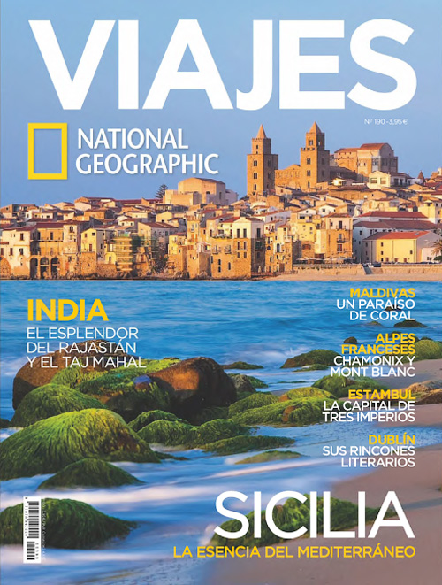 Viajes National Geographic - Enero 2016