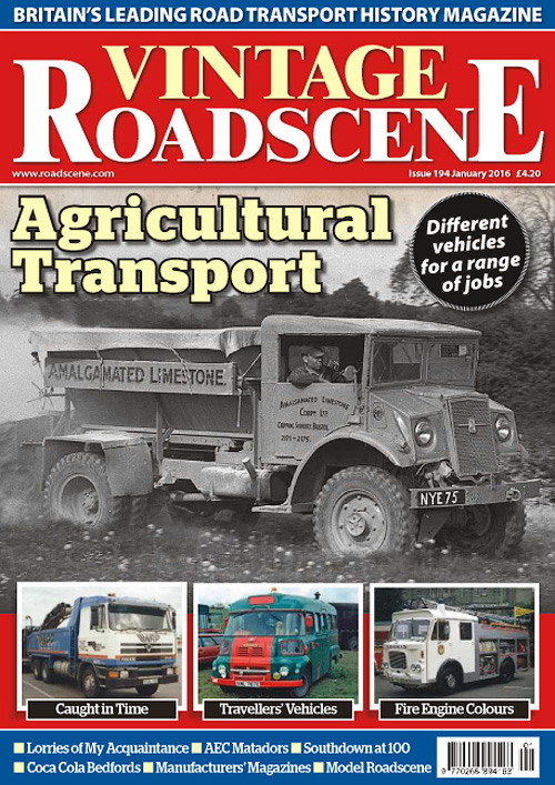 Vintage Roadscene - January 2016