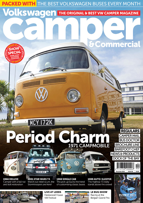 Volkswagen Camper & Commercial - Issue 99, 2016