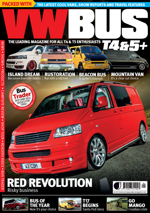 VW Bus T4&5+ - Issue 44, 2015