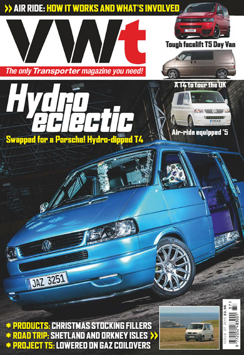 VWt Magazine - Issue 37, 2015