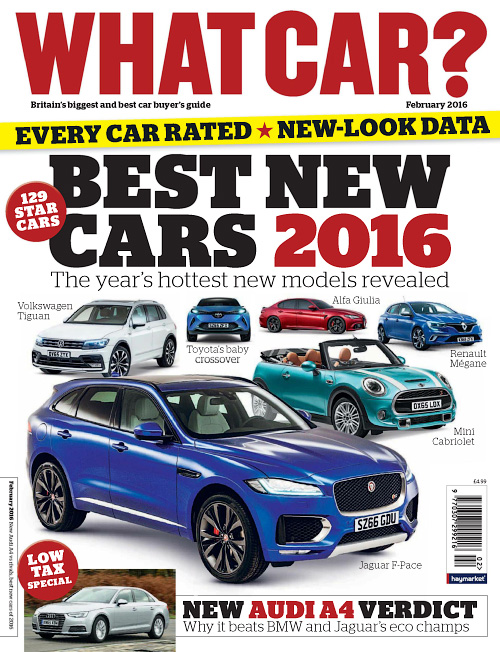What Car? UK - February 2016