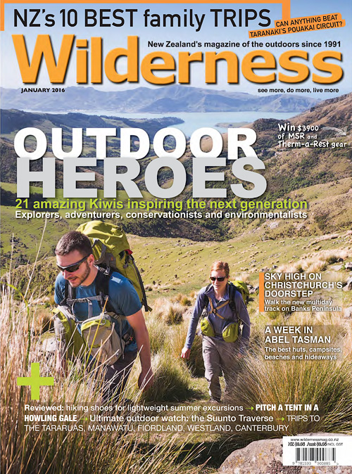 Wilderness - January 2016