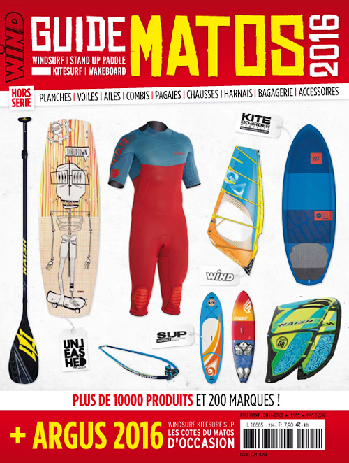 Wind Magazine - Guide Matos 2016