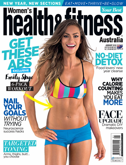 Women's Health & Fitness - January 2016